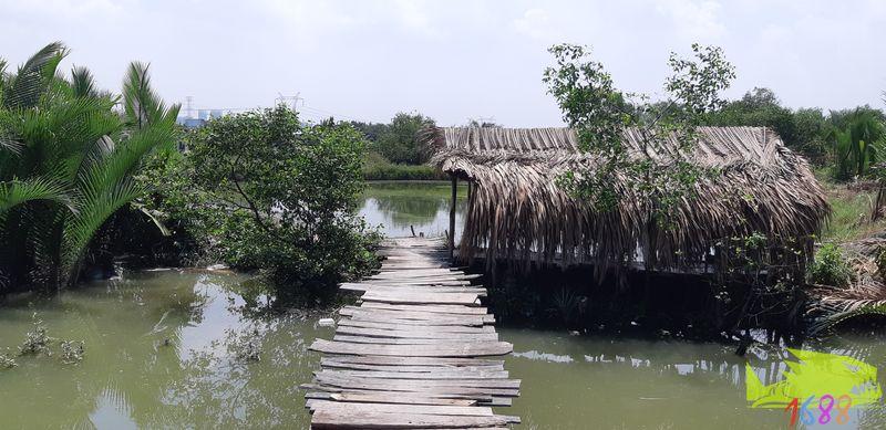 Hồ câu cá giải trí Phúc Lộc Thọ 2