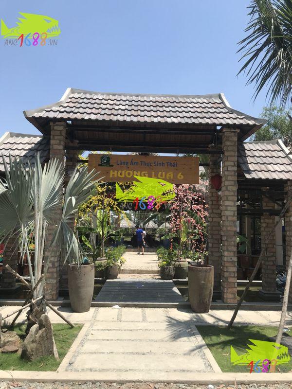 nhà hàng Hương Lúa 6